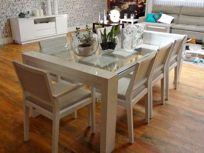 Ventajas de las mesas de comedor de cristal